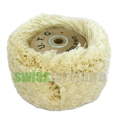 WHITE COTTON YARN CIRCULAR BRUSHES
