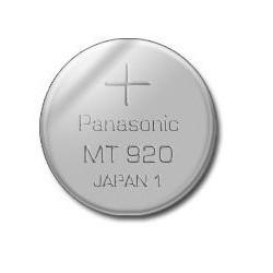 Accumulatore Panasonic MT920