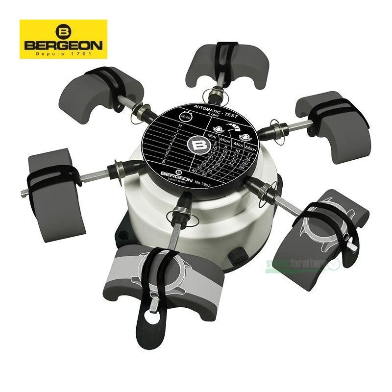 Prova automatici 6 posti bergeon n 7803 swiss forniture - Porta orologi automatici ...
