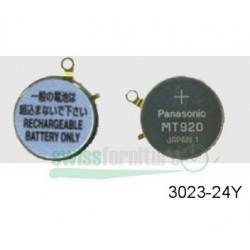 ACCUMULATORE SEIKO 3023 24Y