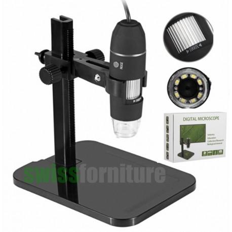 MICROSCOPIO DIGITALE USB 1000x