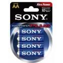 Sony batteries (alkaline)