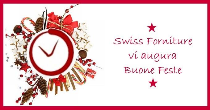 Swiss Forniture augura a tutti voi un Buon Natale