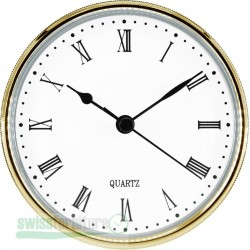INSERTION CLOCK ref. 066 yellow