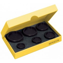 SET DI 6 TASSELLI BERGEON N. 6527-6CP