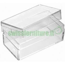 RECTANGULAR PLASTIC BOX MSA 17.503