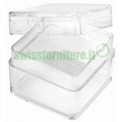 SQUARE PLASTIC BOX MSA 17.508