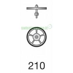 THIRD WHEEL REF. 210