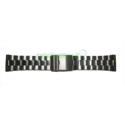 ST. STEEL BRACELET STRAIGHT END 26-28-30mm