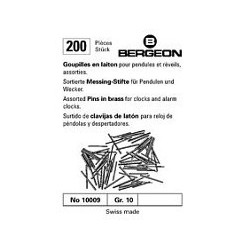 COPPIGLIE IN OTTONE BERGEON N°10009