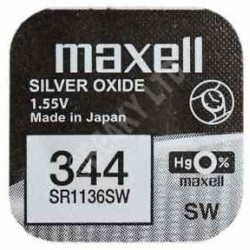 BATTERY MAXELL 344