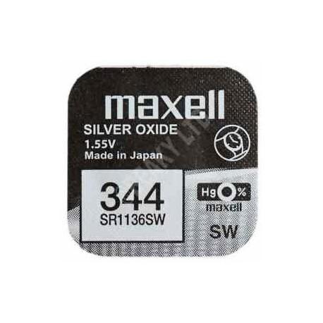 BATTERIA MAXELL 344