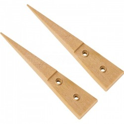 WOOD TIPS FOR TWEEZER DUMONT