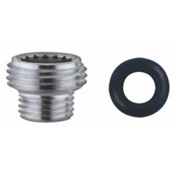 SCREW-ON TUBE MSA 65.001-2-3-4-5-6-7