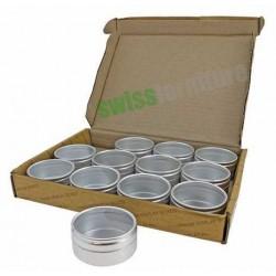 Set di scatolini in alluminio Ref. B39615