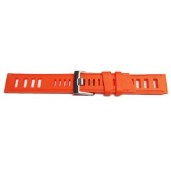 SILICON STRAP ISOFRANE STYLE (ORANGE)
