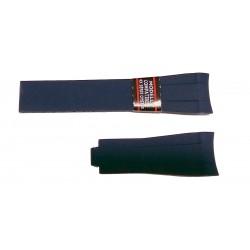 BLACK SILICON STRAP RLX ref. 941