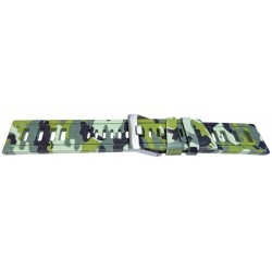 SILICON STRAP ISOFRANE STYLE (GREEN) CAMOUFLAGE