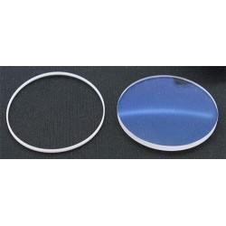 SAPPHIRE GLASS FOR BREITLING CHORNOMAT