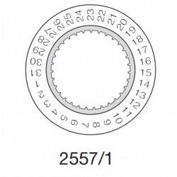 REF. 2557 - 2000 DATE INDICATOR