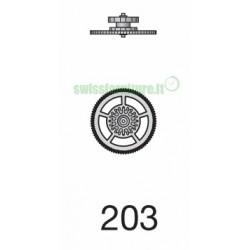 INTERMEDIATE WHEEL REF. 203