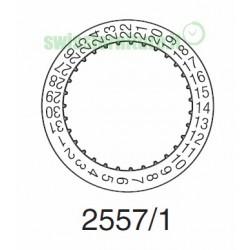DATE INDICATOR ref. 2557/1 eta 2651-58-71-78