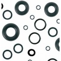 Non genuine gasket for caseback, crown and tube