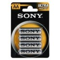 Batterie sony zinco-carbone