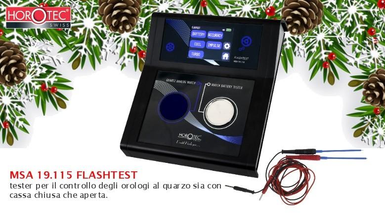 FLASHTESTER MSA 19.115